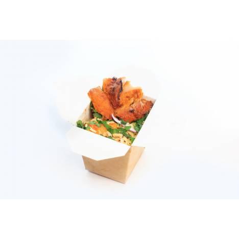 Сытный куш с курицей
