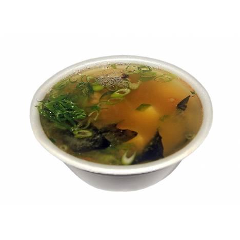 Мисо суп ост. с мидиями