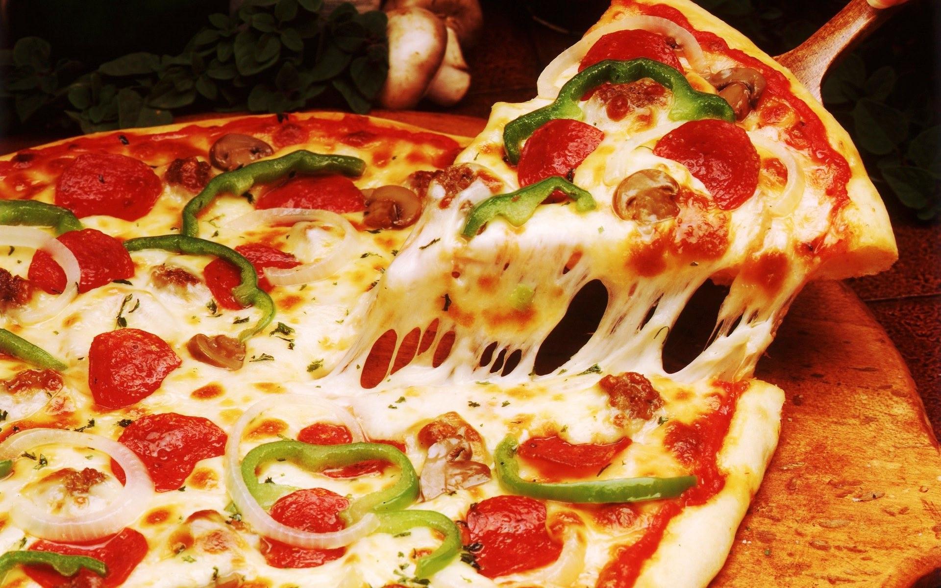 рецепт теста настоящей итальянской пиццы